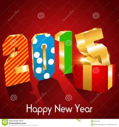 HAPPY NEW YEAR TO ALL....LET 2015 BE THE BEST YEAR EVER!!!