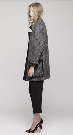 Isabel Marant Khan Coat