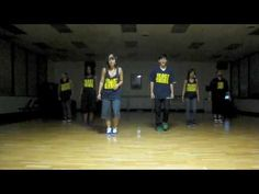 Ellen Kim & Kyle Hanagami - Circus by Britney Spears