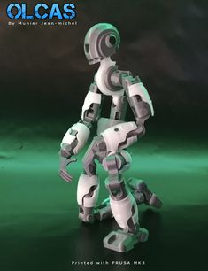 Robot by Munier Jean-michel
