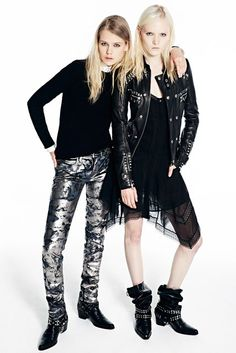 Diesel Black Gold | Pre-Fall 2014 Collection | Vogue Runway