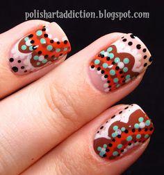 Polish Art Addiction: orange