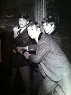 Paul, John & George