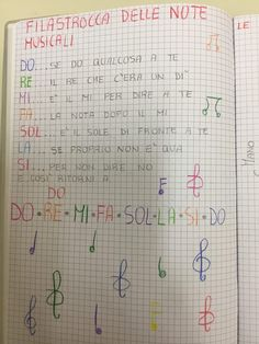 Il suono e le sue caratteristiche | Blog di Maestra Mile Grande Section, School Subjects, Music Classroom, Activities For Kids, Musicals, Homeschool, Coding, Bullet Journal, Notes