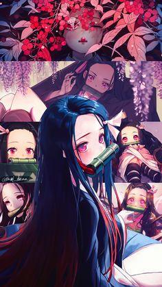 Read Demon Slayer Manga Online in Hight Quality. Anime Girl Cute, Kawaii Anime Girl, Anime Art Girl, Anime Love, Art Manga, Chica Anime Manga, Otaku Anime, Demon Slayer, Slayer Anime