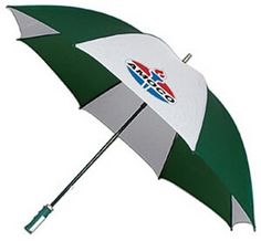 43d37dcb75996 Golf Umbrellas: Specializing in golf umbrellas, personalized umbrellas and golfer  umbrella gifts for golf tournaments. Wholesale or custom imprinted ...