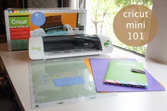 How-to: Cricut Mini 101 // Review & Giveaway | HandsOccupied.com