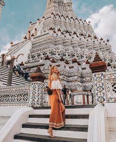 Wat Arun in Bangkok, Thailand – famous for the name : temple of Dawn. Wat Arun in Bangkok, Thailand – berühmt für den Namen: Temple of Dawn. Bangkok Travel, Thailand Travel, Asia Travel, Wanderlust Travel, Bangkok Bar, Bangkok Shopping, Phuket, Adventure Awaits, Adventure Travel