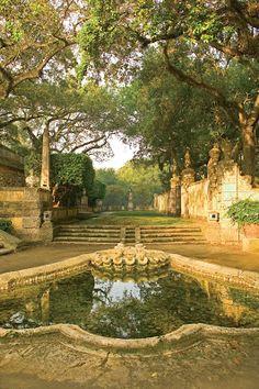 Italian Renaissance Garden, Villa De Este