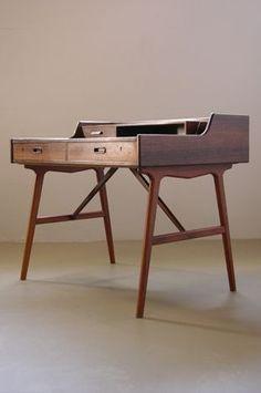 The Modern Warehouse - Furniture - Arne Wahl Iversen Desk
