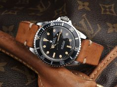 Curated Rolex 5513 with papers + hangtag - Bulang & Sons