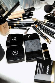 The Millionairess of Pennsylvania:  Chanel make up my all time favorite ~BellaDonna~