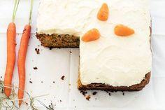 De winterpeen in deze taart zal je verrassen: zoet en heerlijk in combinatie met kaneel.- Recept - Allerhande