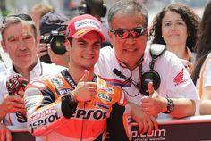Pedrosa and Nakamoto, Catalunya MotoGP 2014