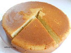 The Never Fail Yellow Cake (2 1/4 c. all-purpose flour, 1 1/2 c, sugar, 1/2 c. softened butter, 1 1/4 c. milk, 3 1/2 tsp. baking powder, 1 tsp. salt, 1 tsp. vanilla extract and 3 large eggs.)
