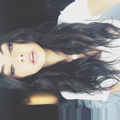 curly layers hairstyles with bangs 2015 perms Layerd Hair, Layered Hair With Bangs, Curly Layers, Carly Rae Jepsen, Beauty Makeup, Hair Makeup, Hair Beauty, Madison Beer, Hairstyles With Bangs