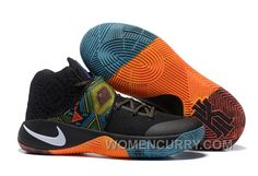 "4b25e4976640 Nike Kyrie 2 ""BHM"" Mens Basketball Shoes Online AH7CD"