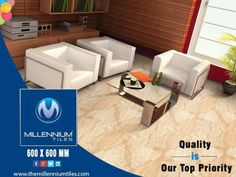 Millennium Tiles Pvt. Ltd. Wall Floor Vitrified & Outdoor...  Millennium Tiles Pvt. Ltd. Wall Floor Vitrified & Outdoor Parking Tiles in Porcelain & Ceramic at its best. Available in Europe & North-America at B2B Products. We make the difference in B2B supply.