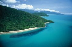 Take a day trip from Cairns or Port Douglas to cruise the Daintree River and explore the Cape Tribulation rainforest. You'll have free time at Cape Tribulation to take a guided walk and drive the Bloomfield Track.Your naturalist guide will t Australia Tours, Queensland Australia, Australia Travel, Dream Vacations, Vacation Spots, Places To Travel, Places To See, Daintree Rainforest, Beautiful Places To Visit
