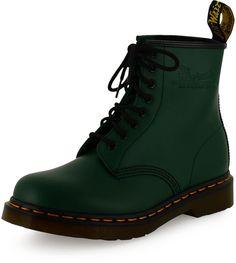 Dr Martens - 1460 grøn