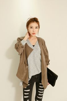 Woman fashion online wholesale Mall itsmestyle. #dress #gadigan #jacket #jumper…