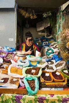 market vendor - Rostov-on-Don, Russia
