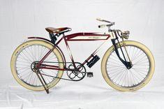 1935 Rollfast Rat Bike - Dave's Vintage Bicycles