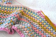 Dover & Madden: Crochet...gah!...gorgeous colors!