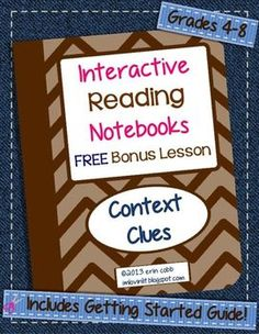 Interactive Notebook Literature and Lesson This+freebie+includes+a+complete+interactive+reading+notebook+lesson+on+making+inferences.+It+is+a+bonus+lesson+that+is+not+included+in+my+other+no. Interactive Writing Notebook, Interactive Student Notebooks, Citing Text Evidence, Reading Notebooks, Readers Notebook, Writing Strategies, Writing Ideas, Teaching Writing, Writing Activities