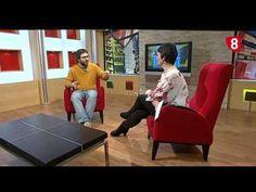 Entrevista en el programa 'Salamanca es así' de La8 de RTVCyL