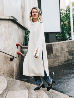 So wird Dein Sommerkleid SOFORT zum Herbst Highlight! Jeans Kleid, Lässige  Outfits, Lange 2aa6e6c39c