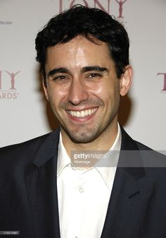 <a gi-track='captionPersonalityLinkClicked' href='/galleries/personality/581973' ng-click='$event.stopPropagation()'>John Lloyd Young</a> during 61st Annual Tony Awards - The Evening Before... at Hilton New York in New York City, New York, United States.