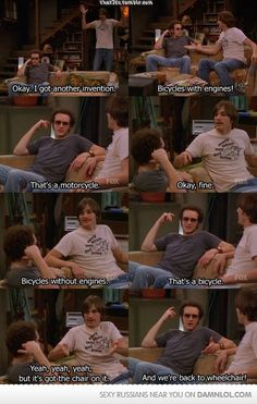 That 70's Show, such a classic!