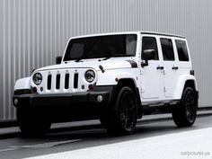 2012 A Kahn Design Jeep Wrangler Chelsea 300