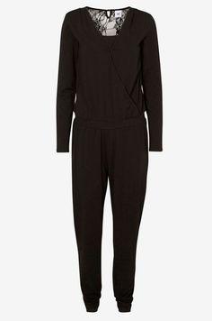 Mono de lactancia Elegance Noir Jumpsuit - Tetatet - Camisetas de Lactancia y Vestidos de Lactancia