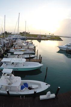 Old Bahama Bay Yacht Harbour, West End, Grand Bahama Island