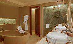 The St Regis Mauritius Resort Mauritius Resorts, Luxury Accommodation, The St, Hotels And Resorts, Interior Design, Bathroom, Mauritius Holidays, Home Decor, Destinations