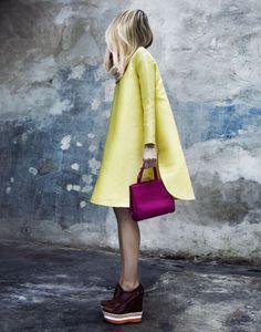 High fashion spring