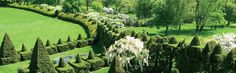 Ladew Topiary Gardens - The most outstanding topiary garden in America