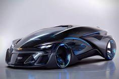 Chevrolet FNR Concept 1