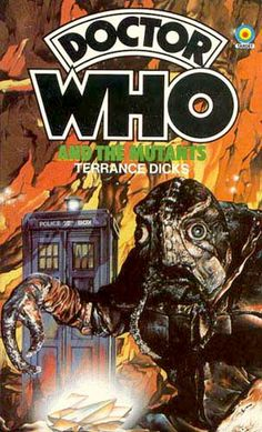 Doctor Who The Mutants