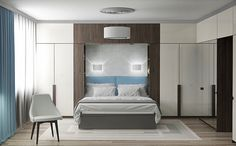 2-bedroom apartment (2015) on Behance