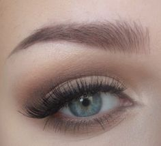 Naked 2 eye makeup - Foxy all over. Tease through crease. Snakebite through crease and along top and bottom lashlines. Bootycall in tearduct and under the brow. Use blackout as eyeliner along top lashline.