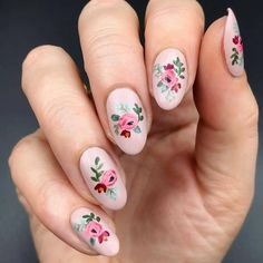 + 66 yagala Fresh And Trendy Nails Design 2018