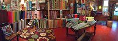 Cute shop  Moda... the Cutting Table: FEATURED SHOP: SPOOL, Chattanooga,TN