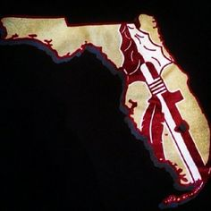 Noles are running the state of Florida in 2013.