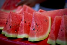 I had no idea Watermelon was this healthy!
