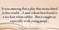 James Stewart Quotes About Amazing - 2809