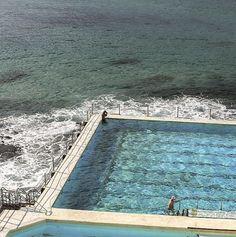Icebergs Sydney, Australia  via @lonijane #inyourarms location
