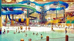 100 Best Places to Take the Kids: Great Wolf Lodge